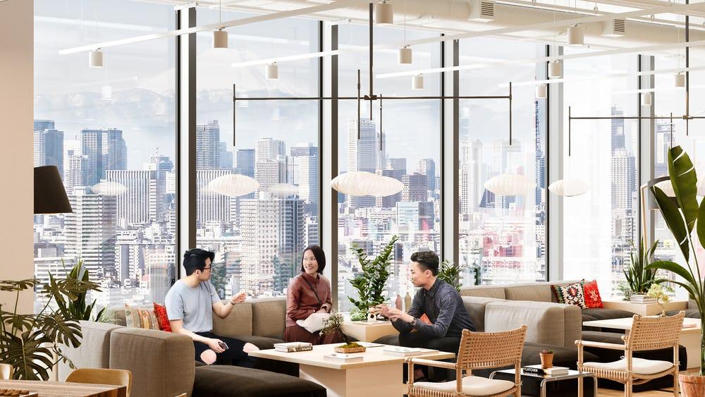 2021年、最先端の情報、ヒトが行き交う、今日本で最も注目されてる渋谷スクランブルスクエアで働こう!