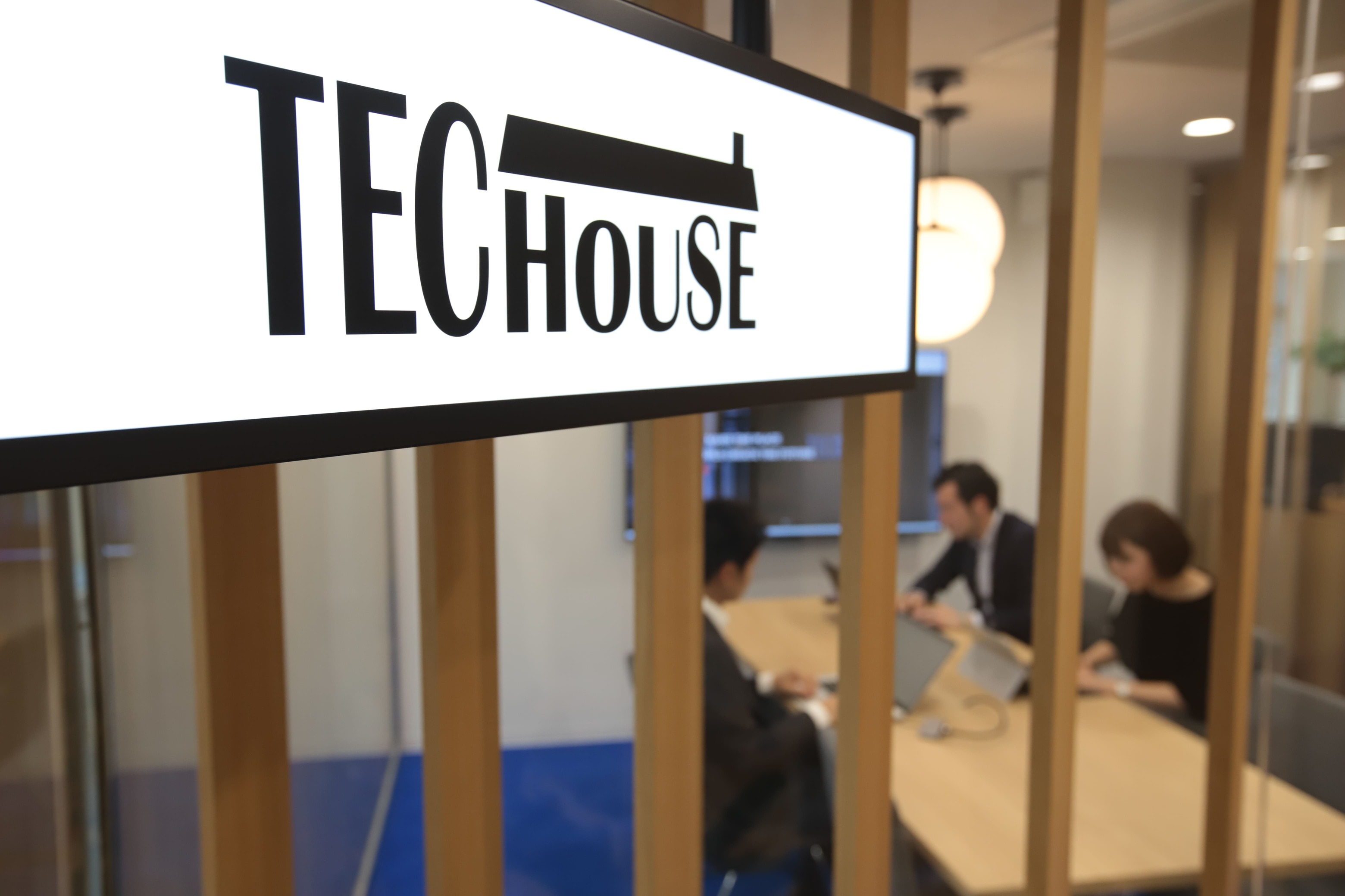 What is GOOD point working at Techouse?