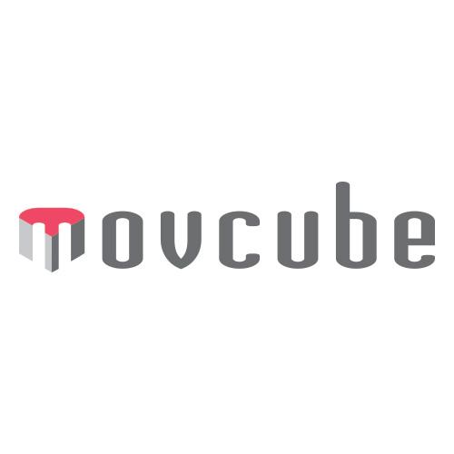 当社運営のMovucbeロゴ