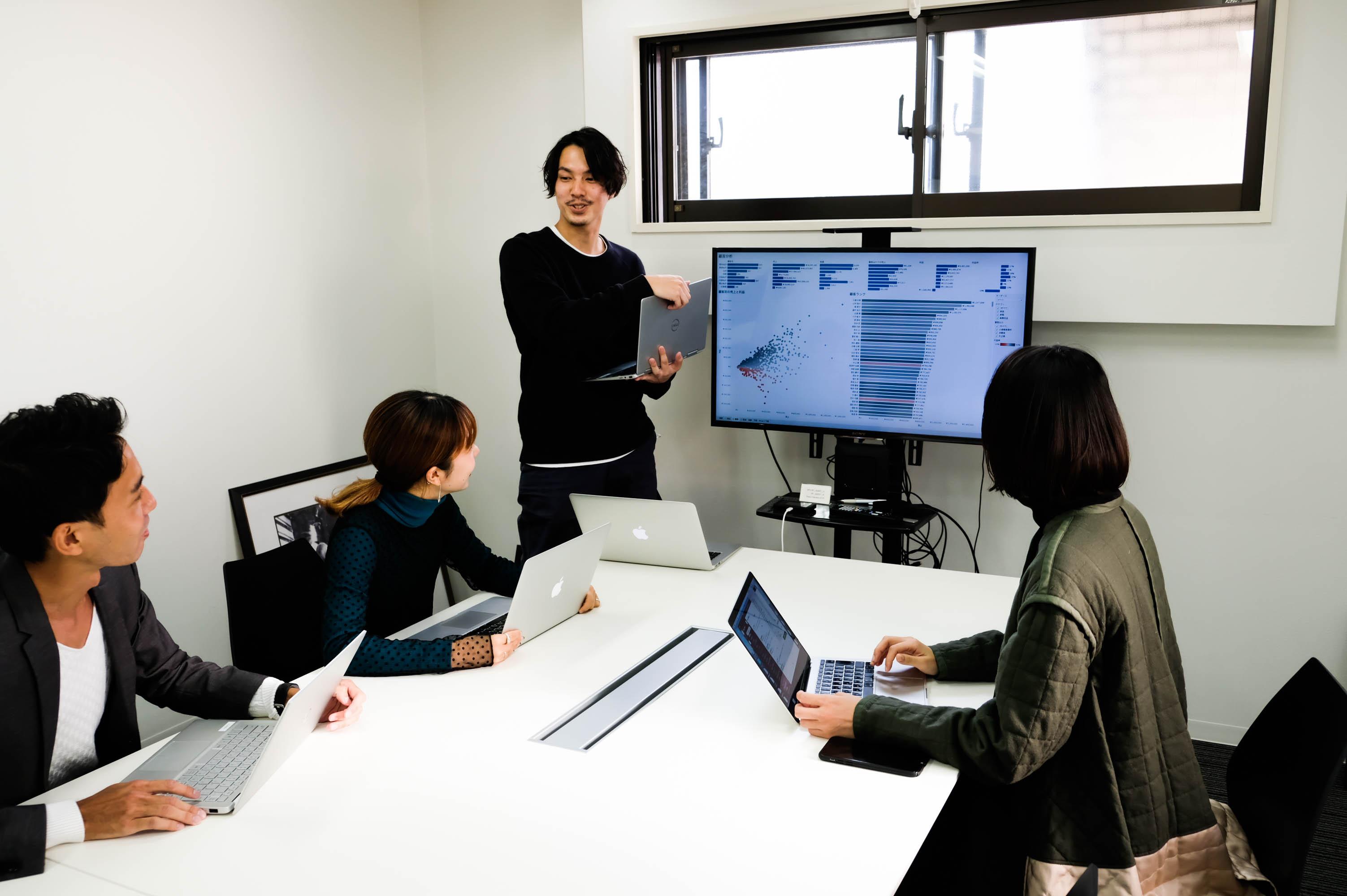 人事も広報も!採用を中心に、組織づくりや企業価値の向上に挑戦