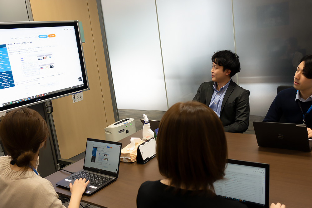 インターネット通販企業のデータ分析をお手伝いいただきます