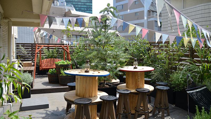スタイリッシュ&緑豊かな、渋谷駅チカのおしゃれオフィス